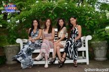 Fernanda, Akemi, Mika e Iris  Modelos