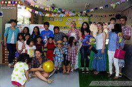 Mundo Magico Participantes da festa