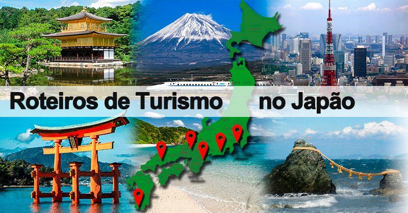 turismo e passeio no japao