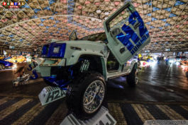 hummer h2 customizada Cross Five