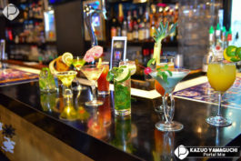 Taboo International&nbspFormatura de Bartenders no Taboo International Bar