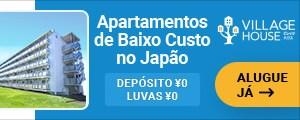 Apartamentos para alugar no Japão